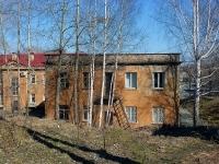 Первоуральск, улица Циолковского. неиспользуемое здание