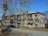 Первоуральск, улица Циолковского, дом 28. многоквартирный дом