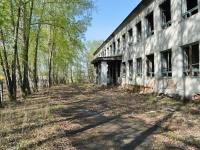 Первоуральск, улица Зои Космодемьянской, дом 11. неиспользуемое здание
