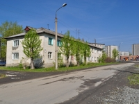 Pervouralsk, Zoi Kosmodemianskoy st, house 15. Apartment house