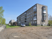 Pervouralsk, Zoi Kosmodemianskoy st, 房屋 24. 公寓楼