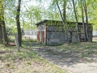 Первоуральск, улица Зои Космодемьянской. гараж / автостоянка