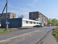 Первоуральск, улица Сакко и Ванцетти, дом 9. многоквартирный дом