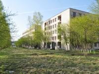 Первоуральск, улица Сакко и Ванцетти, дом 17А. общежитие