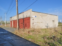 Первоуральск, улица Сакко и Ванцетти, дом 17Д. гараж / автостоянка