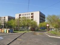 Первоуральск, улица Сакко и Ванцетти, дом 17. многоквартирный дом