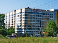 Первоуральск, улица Сакко и Ванцетти, дом 10. многоквартирный дом