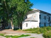 Первоуральск, улица Сакко и Ванцетти, дом 1. многоквартирный дом