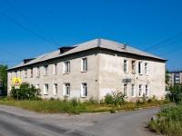 Первоуральск, улица Сакко и Ванцетти, дом 2. многоквартирный дом