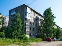 Первоуральск, улица Сакко и Ванцетти, дом 11А. многоквартирный дом
