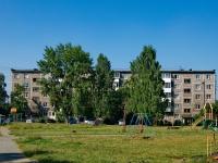 Первоуральск, улица Сакко и Ванцетти, дом 14. многоквартирный дом