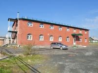 Первоуральск, улица Сакко и Ванцетти, подворье