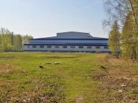 Pervouralsk, Sakko i Vantsetti st, office building