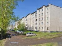 Первоуральск, улица Цветочная, дом 2. многоквартирный дом