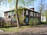 Первоуральск, улица Цветочная, дом 3. многоквартирный дом