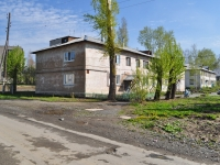 Первоуральск, улица Цветочная, дом 7. многоквартирный дом