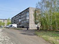Первоуральск, улица Цветочная, дом 11. многоквартирный дом