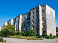 Первоуральск, улица Цветочная, дом 4. многоквартирный дом
