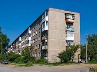Первоуральск, улица Цветочная, дом 6. многоквартирный дом