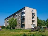 Первоуральск, улица Цветочная, дом 6А. многоквартирный дом
