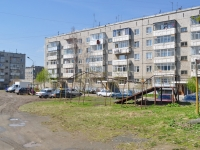 Pervouralsk, Yubileynaya st, house 10. Apartment house