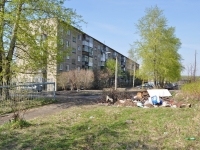 Pervouralsk, Yubileynaya st, house 11. Apartment house