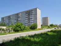 Pervouralsk, Il'icha ave, house 1В. Apartment house