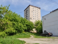 Pervouralsk, Il'icha ave, house 11А. Apartment house