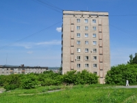 Pervouralsk, Il'icha ave, house 11Д. Apartment house