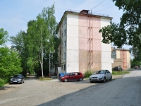 Pervouralsk, Il'icha ave, house 24. Apartment house