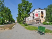 Pervouralsk, Il'icha ave, house 25. Apartment house