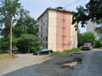 Pervouralsk, Il'icha ave, house 26. Apartment house