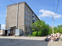 Pervouralsk, Il'icha ave, house 37. Apartment house