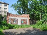 Первоуральск, Ильича проспект. хозяйственный корпус