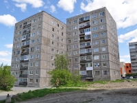 Pervouralsk, Vayner st, house 31. Apartment house