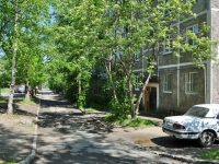 Первоуральск, улица Вайнера, дом 33Б. многоквартирный дом