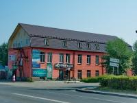Первоуральск, улица Вайнера, дом 2. офисное здание