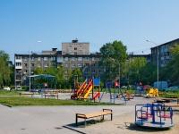 Первоуральск, улица Вайнера, дом 9. многоквартирный дом