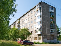 Первоуральск, улица Вайнера, дом 13А. многоквартирный дом