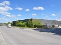 Pervouralsk, Vayner st, industrial building