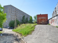Первоуральск, улица Вайнера, хозяйственный корпус