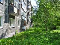 Первоуральск, улица Строителей, дом 4. многоквартирный дом