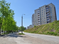 Pervouralsk, Stroiteley st, house 25. Apartment house