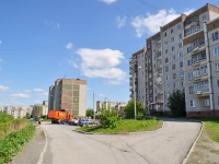 Pervouralsk, Yunosti Blvd, house 4. Apartment house