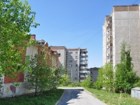 Pervouralsk, Yunosti Blvd, house 13. Apartment house