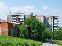 Первоуральск, Юности бульвар, дом 15. многоквартирный дом