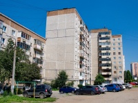 Первоуральск, Юности бульвар, дом 10. многоквартирный дом