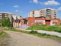Pervouralsk, Yunosti Blvd, garage (parking)