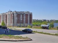 Первоуральск, улица Береговая, дом 5Б. многоквартирный дом