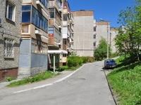 Первоуральск, улица Береговая, дом 20. многоквартирный дом